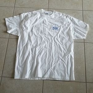 AKG D880 Emotion Dealer T Shirt from early 2000's
